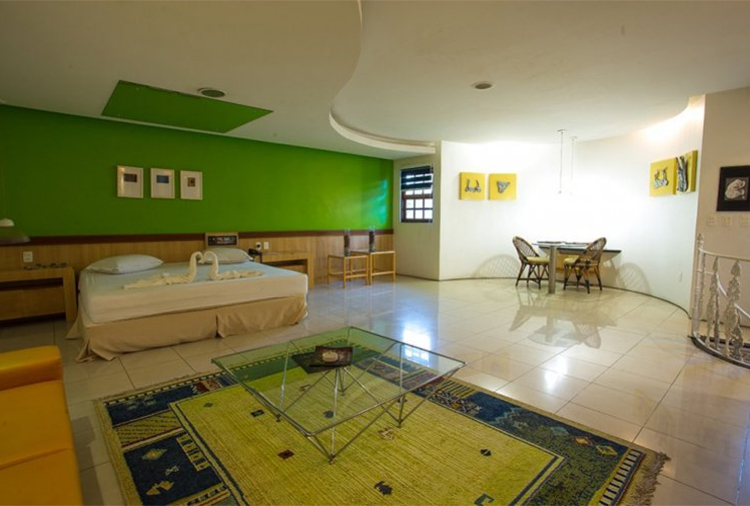 Suíte Double Special - Motel Chalex Country
